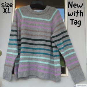 🌹$15ifbundle2 NWT sonoma supersoft sweater XL